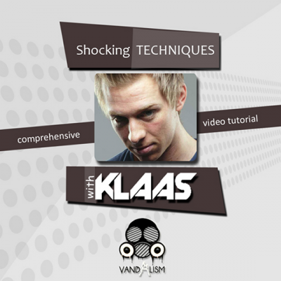 Vandalism - Shocking Techniques With Klaas (2014)