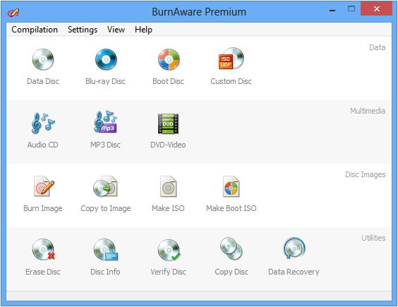 BurnAware Professional 10.1 Multilingual