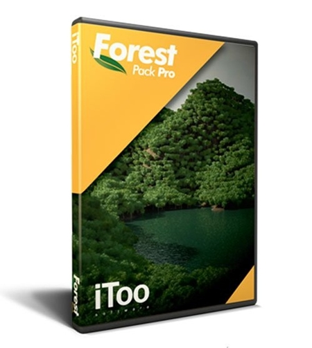 Itoo Forest Pack Pro v4.0.2.352 MAX 64BIT ONLY iND