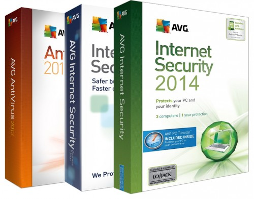 Collection AVG Security 2014 14.0.4335 Final