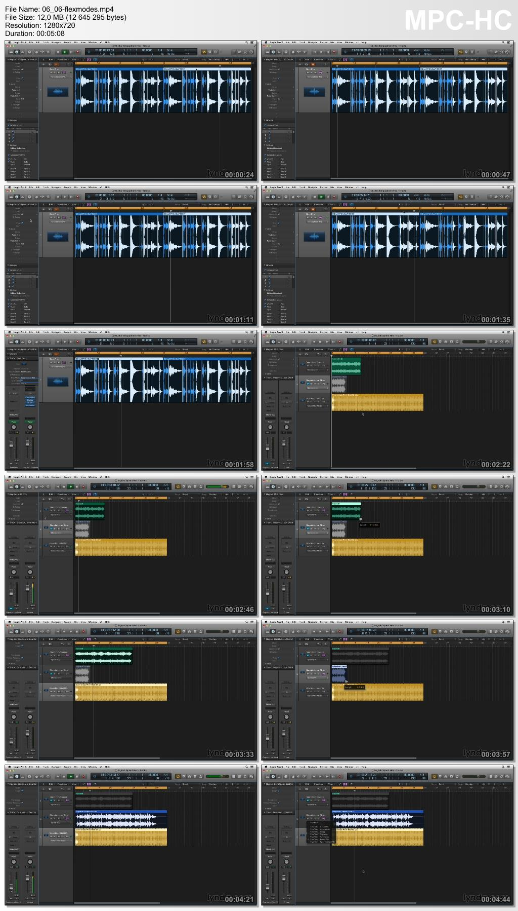 Making Beats in Logic Pro X