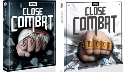 BOOM Library Close Combat Bundle