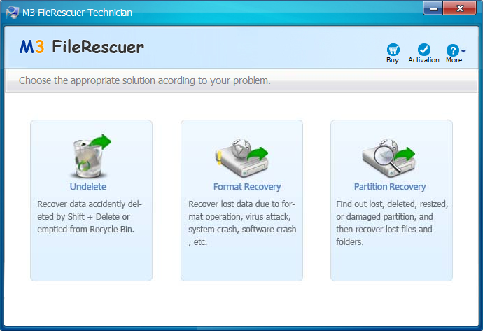 M3 FileRescuer Technician 3.6