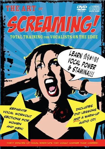 The Art of Screaming (2008) - DVD + CD
