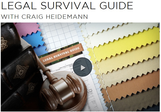 CreativeLIVE - Legal Survival Guide for Creative Businesses HD