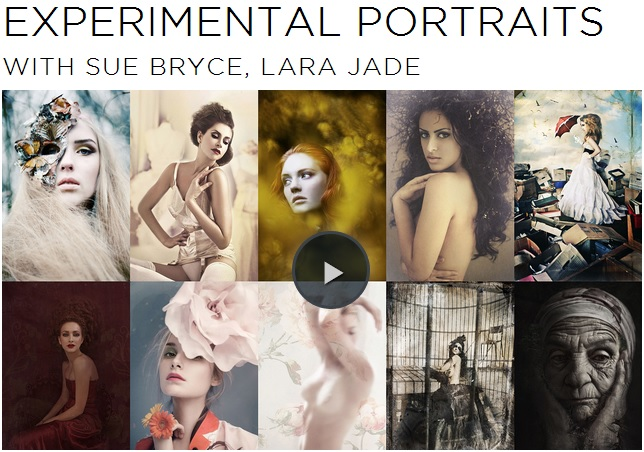 CreativeLIVE - Experimental Portraits HD