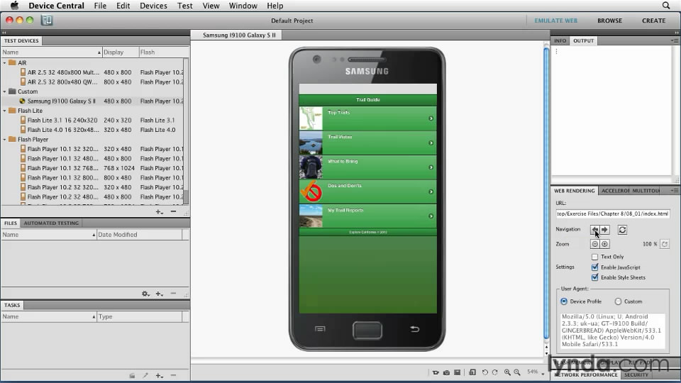 Building Android and iOS Apps with Dreamweaver CS5.5 (Repost)