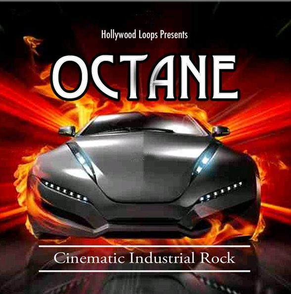 Hollywood Loops - Octane: Cinematic Industrial Rock Library (MULTiFORMAT)