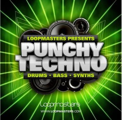 Loopmasters - Punchy Techno (MULTiFORMAT)