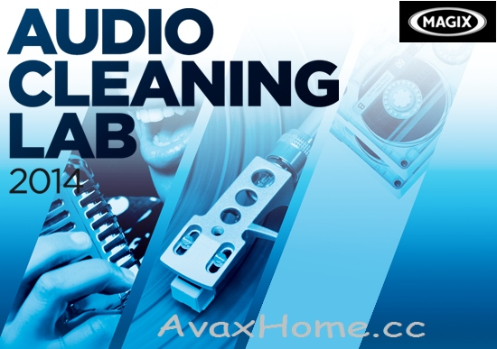 MAGIX Audio Cleaning Lab 2014 20.0.0.36 Multilingual