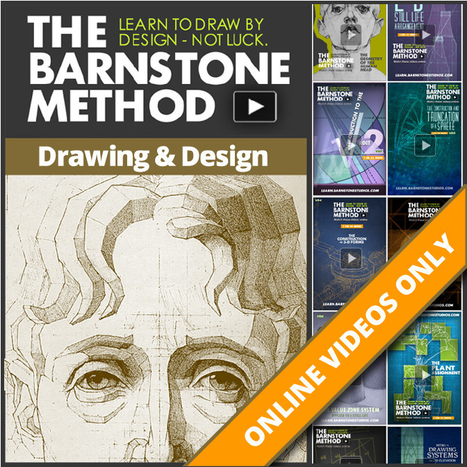 The Barnstone Method - Drawing & Design