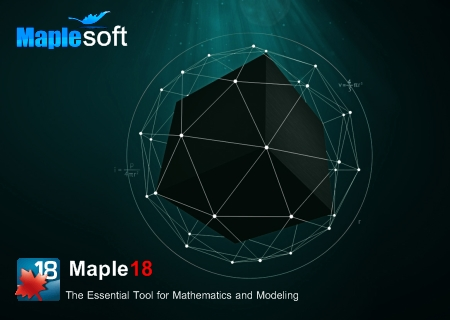 Maplesoft Maple 18.0