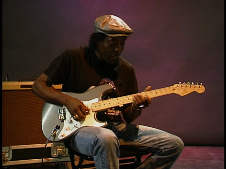 Buddy Guy - Teachin' The Blues (2005) - DVD [Repost]