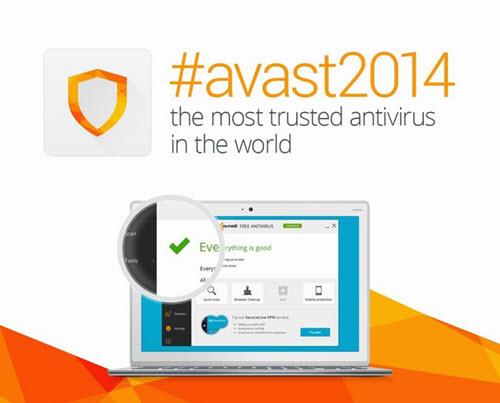 avast! Antivirus Pro & Internet Security 9.0.2016.330