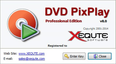 DVD PixPlay 8.0.0.228 Professional Edition