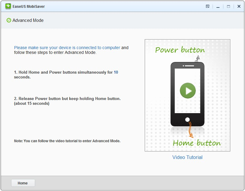 EaseUS MobiSaver 4.0 Build 20131219