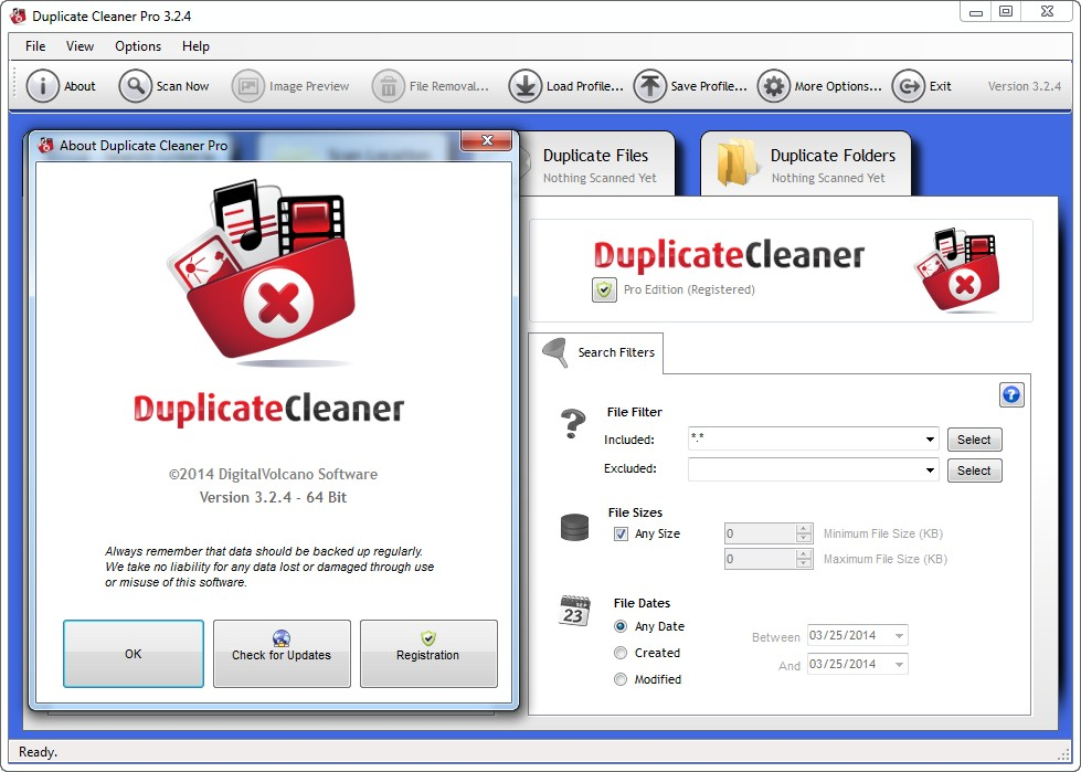 Duplicate Cleaner Pro 3.2.4
