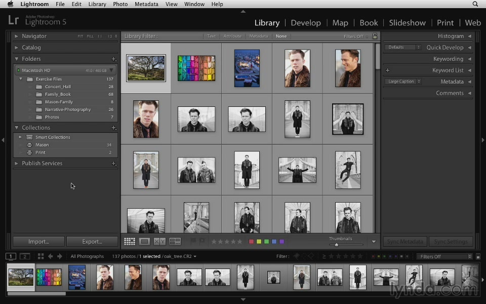 Lightroom 5 Essentials: 05 Creating Prints and Books (2013) [repost]