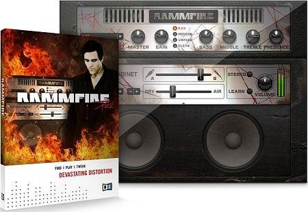 Native Instruments Rammfire v2.0.0 Update MacOSX