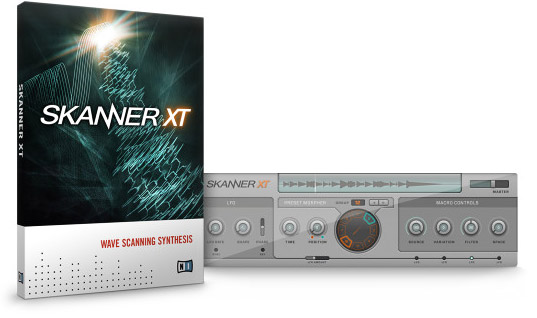 Native Instruments Skanner XT v1.2.0 Update MacOSX