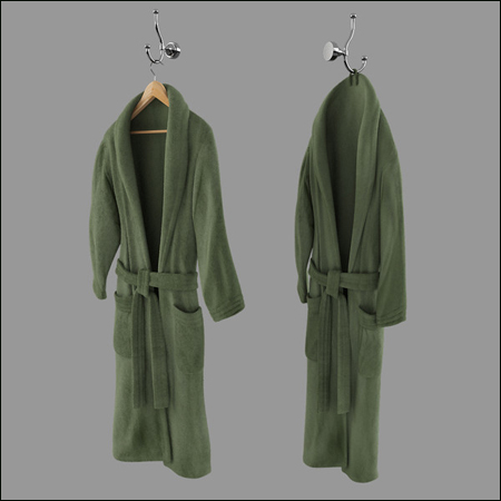 Bathroom Robe