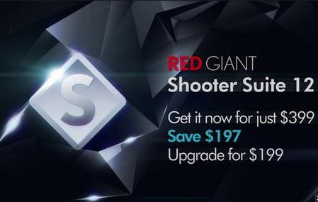 Red Giant Shooter Suite v12.3 (Win/Mac)