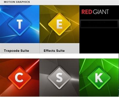 Red Giant Complete Suite 2014 Adobe Creative CC