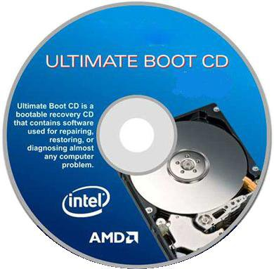 Ultimate Boot CD 5.2.9