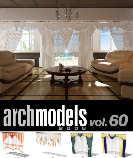 Evermotion – Archmodels vol. 60 (FBX)