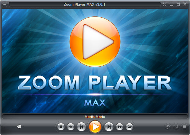Zoom Player MAX 8.6.1