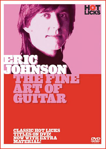 Eric Johnson - Fine Art of Guitar