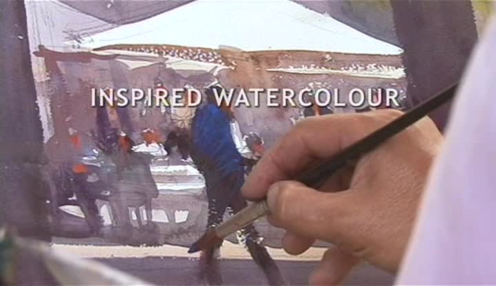 Inspired Watercolour with Alvaro Castagnet
