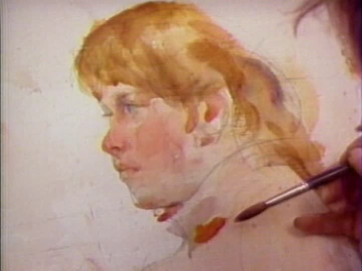 Charles Reid - Portraits in Watercolor