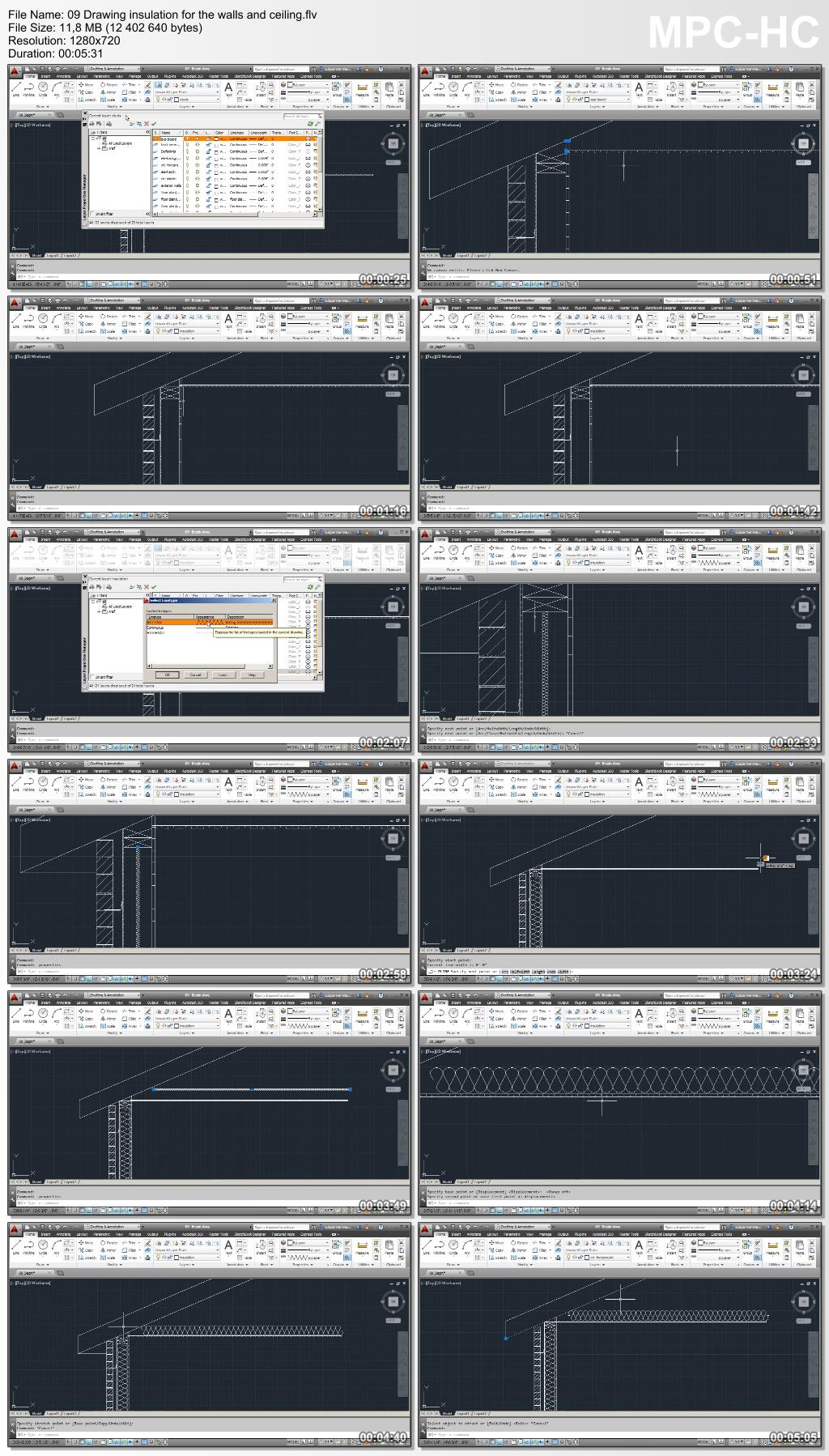 Dixxl Tuxxs - Creating Working Drawings for Your Construction Documents in AutoCAD