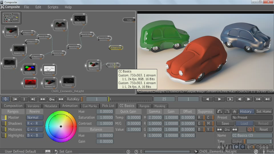 V-Ray 2.0 for Maya Essential Training