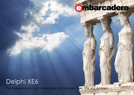 Embarcadero Delphi XE6 Lite with Help