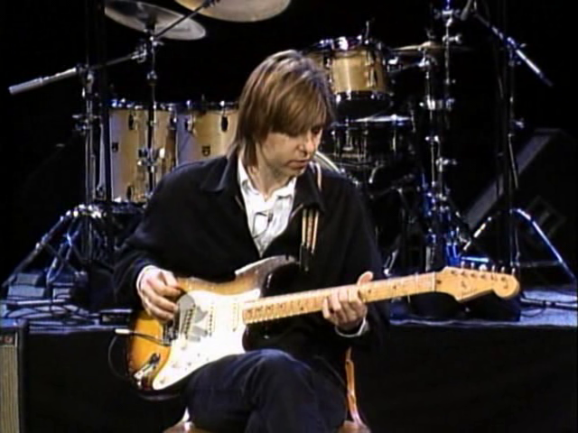 Eric Johnson - The Fine Art of Guitar (2006) - DVDRip [Repost]