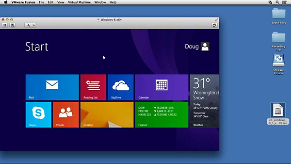 Lynda - Installing Windows 8 in VMware Fusion