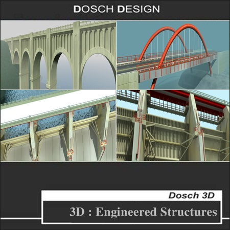 Dosch Design _ 3D : Engineered Structures