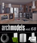 Evermotion – Archmodels vol. 68