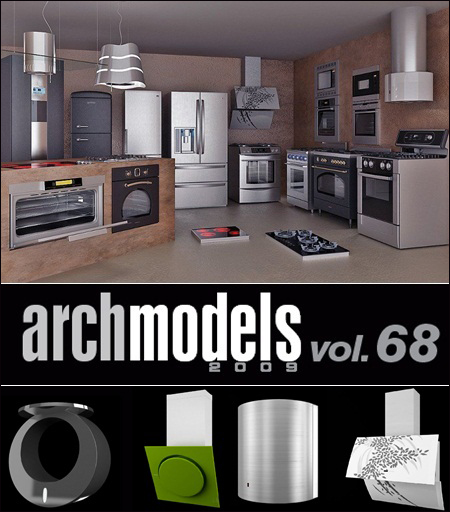 Evermotion - Archmodels vol. 68
