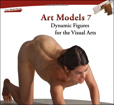 Art Models 7 Dynamic Figures for the Visual Arts[Nudity]
