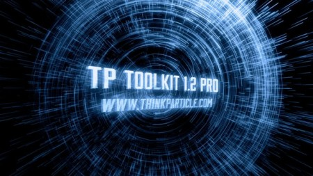 Think Particle - TP Toolkit 1.2 Pro for Cinema 4D