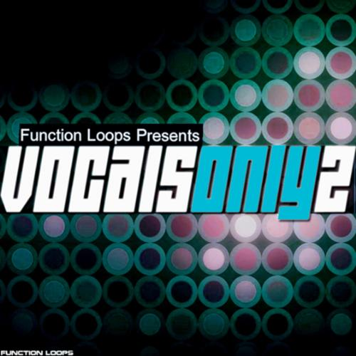 Function Loops Vocals Only 2 WAV MiDi-MAGNETRiXX
