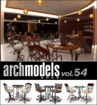 Evermotion – Archmodels vol. 54