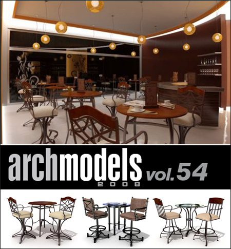 Evermotion - Archmodels vol. 54
