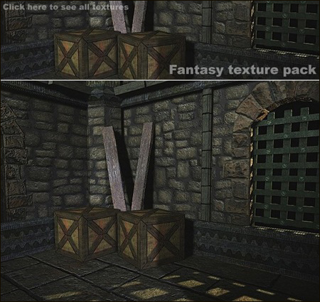 DEXSOFT-GAME: Fantasy Texture Pack