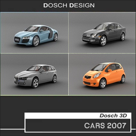 DOSCH DESIGN : Cars 2007