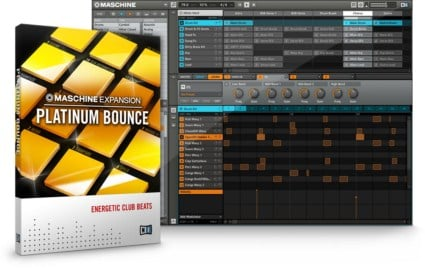 Maschine Packs - Platinum Bounce (MacOS X)