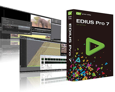 GrassValley EDIUS Pro 7.30 Build 5680 (Win64)